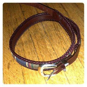 Classic leather belt 🔥🔥